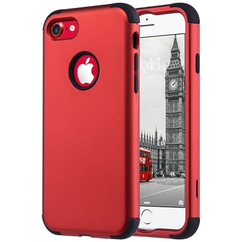 Cococase Shockproof Iphone 7 Plus ultra slim hybrid shockproof rugged rubber cover for iphone 7 plus ebay