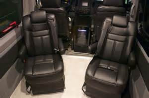 Mercedes Sprinter Seats 2015 Mercedes Sprinter Interior Swivel Captain Seats Yelp
