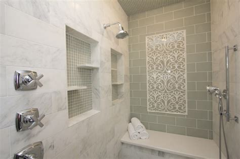 Glass Subway Tile Bathroom Ideas Green Subway Tiles Design Ideas
