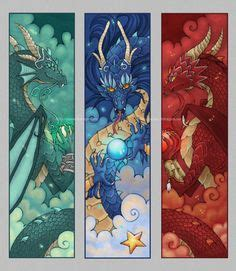 printable dragon bookmarks 1000 images about places to visit for bookmarks on