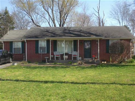 4 Bedroom Houses For Rent In Hopkinsville Ky by 110 White Hopkinsville Ky 42240 For Sale Homes