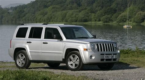 Jeep Patriot Crd Review Jeep Patriot 2 0 Crd 2007 Review By Car Magazine