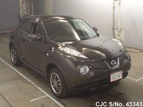 nissan juke brown 2011 nissan juke brown for sale stock no 45343