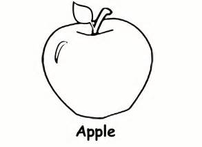 preschool apple coloring pages apple coloring pages for preschoolers coloring pages