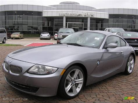 2007 silver grey metallic bmw z4 3 0si coupe 6103153 gtcarlot car color galleries
