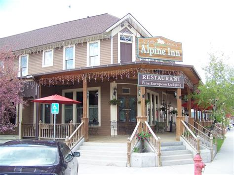 the alpine inn hotel restaurant alpine inn hill city restaurant reviews phone number