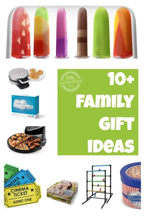 top 10 family gift ideas