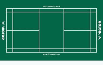 official terms  badminton judges