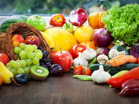 5 fruits and vegetables harvest prints comparing fruits and vegetables through