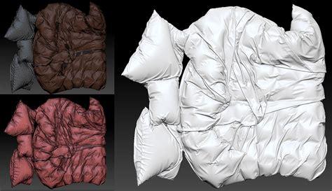 zbrush jacket tutorial white bedroom marvelousdesigner tutorial for 3dartist on