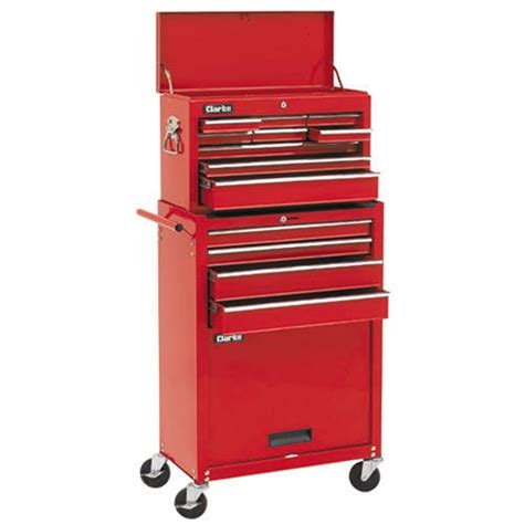 13 Drawer Tool Chest by Clarke Ctc1300 13 Drawer Tool Chest Cabinet 187 Product