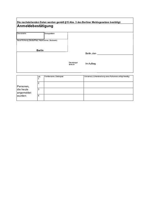 anmeldung wohnung berlin anmeldung