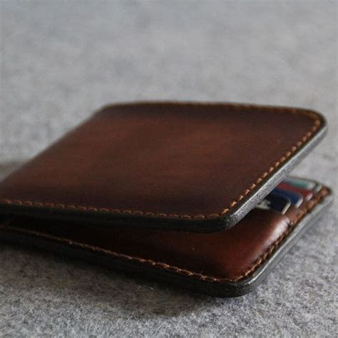 Genuine Leather Simple Wallet genuine leather wallet simple style purse s wallet