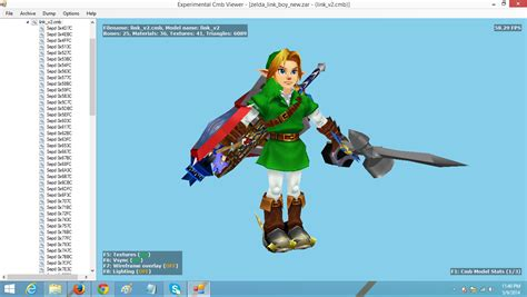 Link Time Fabsugar Want Need 64 by Oot Someone Import Link Oot3ds On Oot Dbg Room
