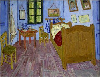 Tableau De Gogh La Chambre by Copiste Copie Reproduction Peintures Et Tableaux De