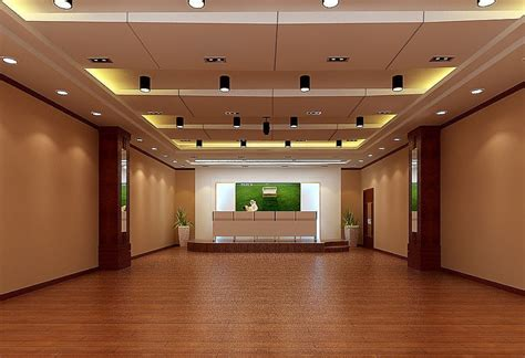 wooden walls and wooden ceiling conference room 3d house