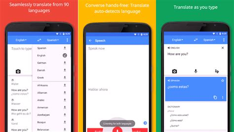 gmail apps for android tap to translate feature in translate for android users techdotmatrix