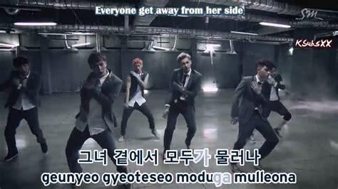 download mp3 exo growl instrumental exo k growl 으르렁 karaoke subs instrumental eng