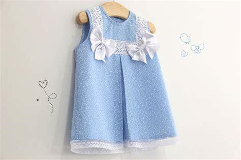 vestido nina patrones diy costura como hacer vestido para ni 241 as con lazos