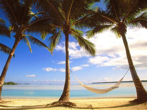 hamaca de playa hamaca en la playa hd fondoswiki