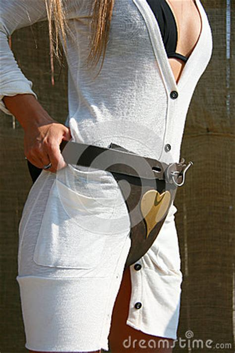 chastity belt royalty  stock photo image