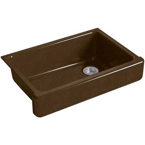 kohler farmhouse sink 33 kohler whitehaven undermount farmhouse apron front cast