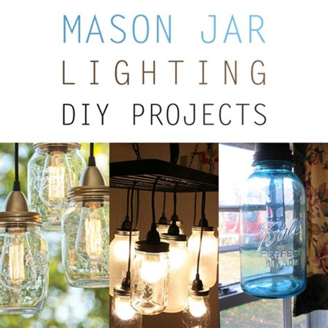 jar diy projects jar lighting diy projects the cottage market