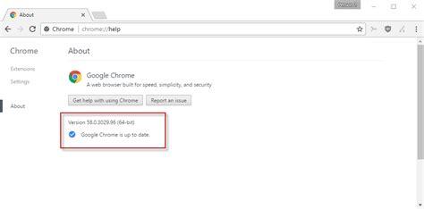 chrome faq how to update google chrome ghacks tech news
