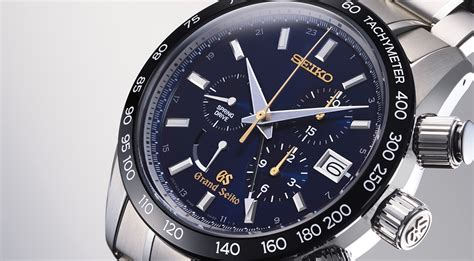 automatic springs grand grand seiko 55th anniversary drive chronograph le