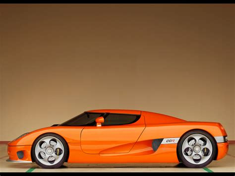koenigsegg cc8s orange koenigsegg ccr super car