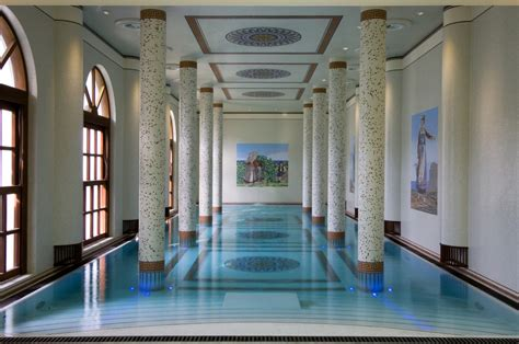 architetture d interni piscina mosaico sicis foto immagini architetture