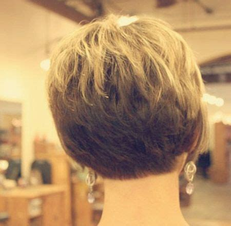 looking for only back views of very short haircuts for women back view of short hairstyles for women ideen run