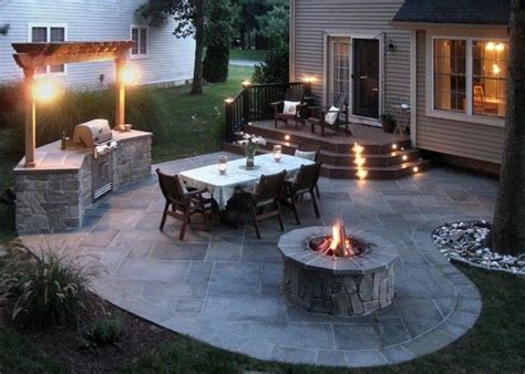 back patio designs 25 best ideas about stone patios on pinterest stone