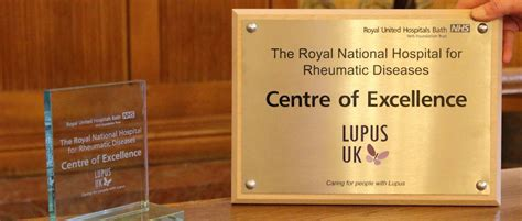 rnhrd awarded lupus uk centre of excellence lupus uk