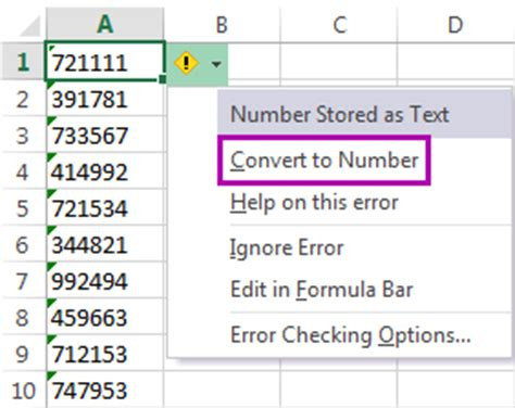 converter numbers to excel convert number to text in excel 2007 how to convert a