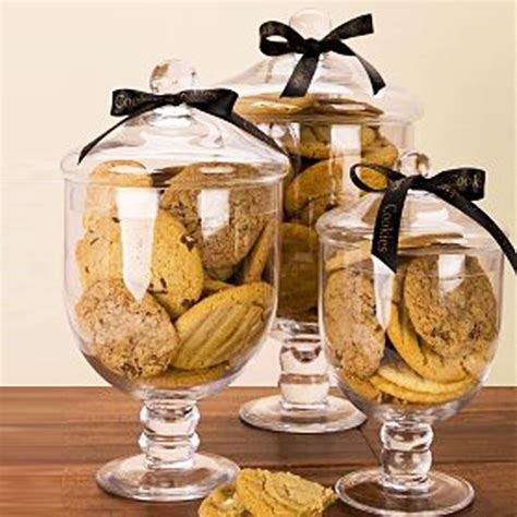 Decorative Jar by A Glass Jar With Lid Decoration Glass Candy Jars Of