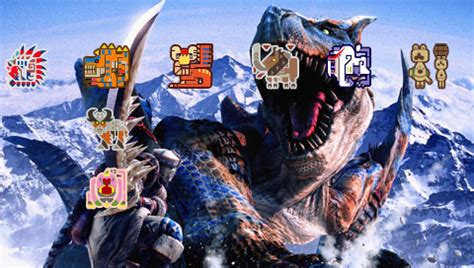 theme psp monster hunter theme monster hunter pour toutes les version psp