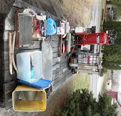 boat trailer parts plymouth midwestauction jd tractors farm hay equipment boat