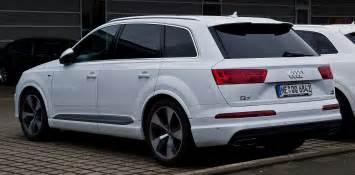 Audi Tdi Wiki File Audi Q7 3 0 Tdi Quattro S Line Ii Heckansicht 3