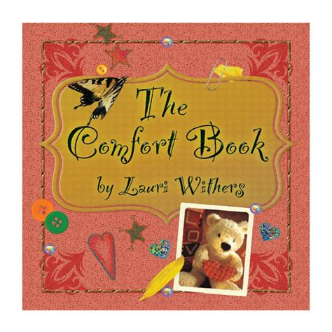 Comfort Book by The Comfort Book The Laurus Company Publishing Books