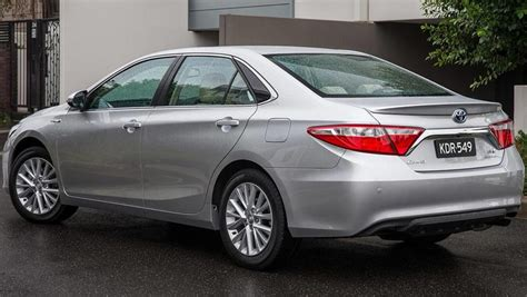Toyota Camry Complaints Toyota Camry Hybrid 2016 Review Term Carsguide