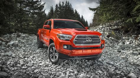 Sq 421 by 17 Toyota Tacoma 2016 Wallpapers Hd High Resolution Download