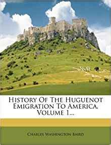 Ready Fiona Maxy Best Seller history of the huguenot emigration to america volume 1