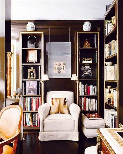 22 beautiful home library design ideas for large rooms and