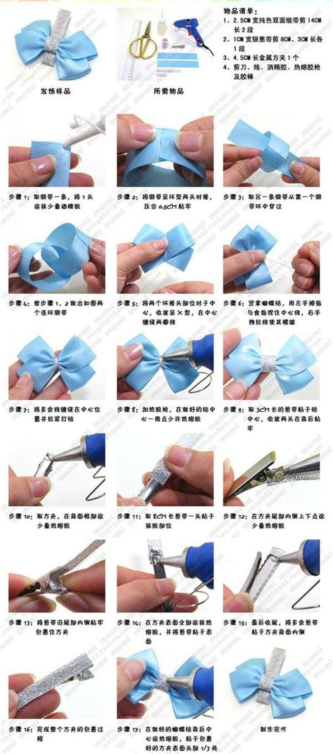 best bow making tutorial 262 best hair bow tutorials images on ribbons easter and fabric flowers