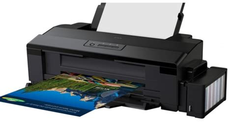 Printer 6 Warna epson printer l1800