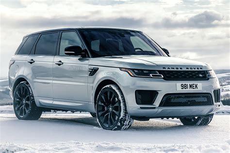 2020 Land Rover Range Rover 2020 range rover sport hst hiconsumption