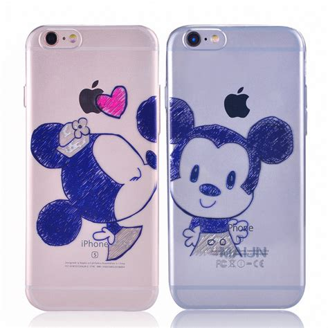 softcase ultraslim disney iphone for various phones disney lovely ultra thin