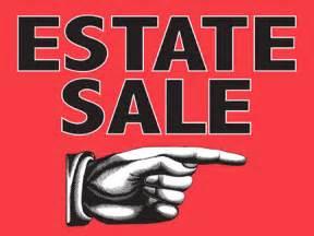 Estate Sales Estate Sales Help