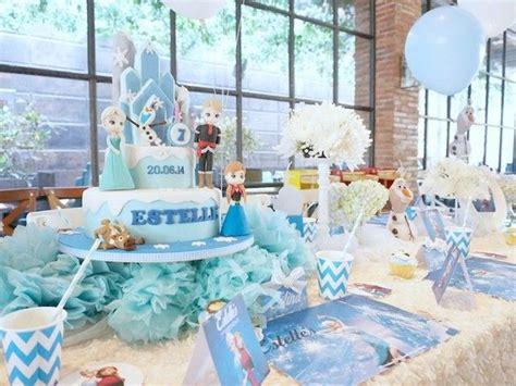 una fiesta frozen con printable gratis la fiesta de olivia encuentra como decorar una fiesta de frozen ideas para